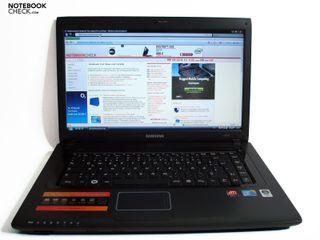"""Samsung R522 15""""/4gb/320 gb WIFI/DVDRW"""