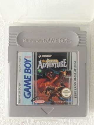 Castlevania Adventures Gameboy