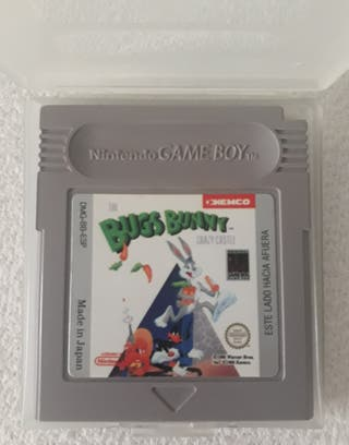 Bugs Bunny Crazy Castle Gameboy