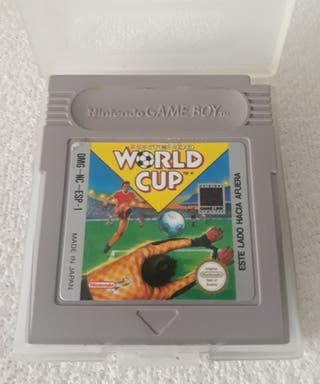 Nintendo World Cup Gameboy