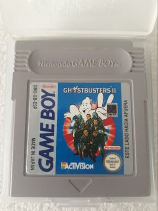 Ghostbusters II Gameboy