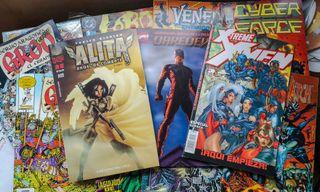 Lote 16 comics