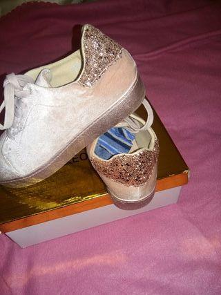 preciosas zapatillas