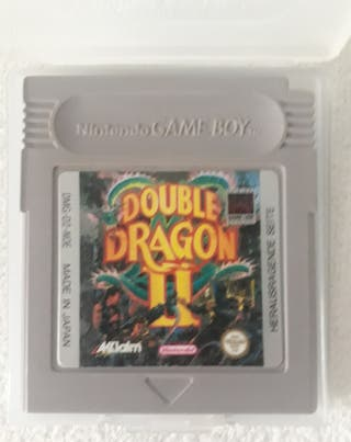 Double Dragón II Gameboy