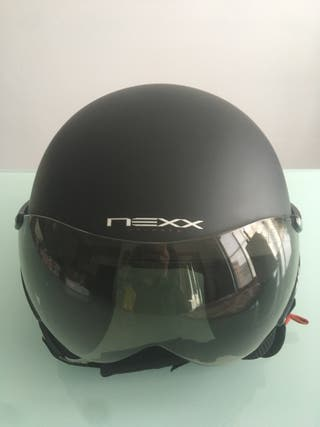 Casco Nexx Vision Plus-Matt