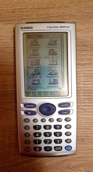 Calculadora Científica Casio ClassPad 300 Plus