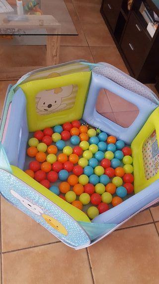 parque bolas