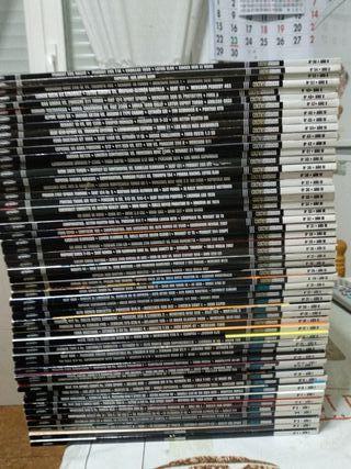 Coches Clásicos, 53 revistas del 1 al 49