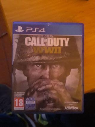 se vende call of duty ww2