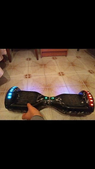 patin electrico hoverboad