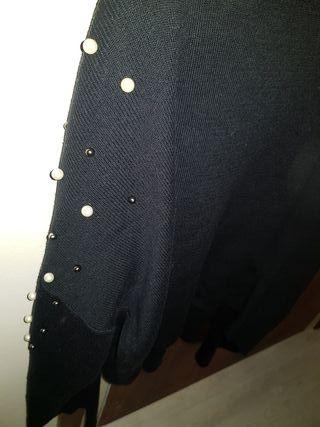 Jersey con perlas