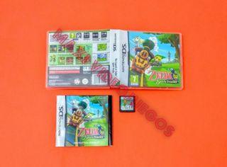 The Legend of Zelda: Spirit Tracks / NDS