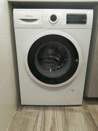 lavadora balay menos de un año