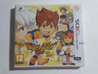 Inazuma Eleven GO Precintado Nintendo 3Ds