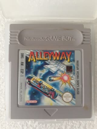 Alleyway Gameboy