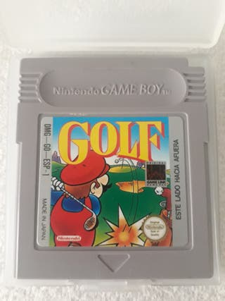 Golf Gameboy