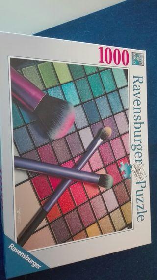 Puzzle paleta de maquillaje