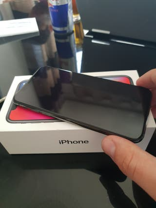 iphone X color negro original Apple