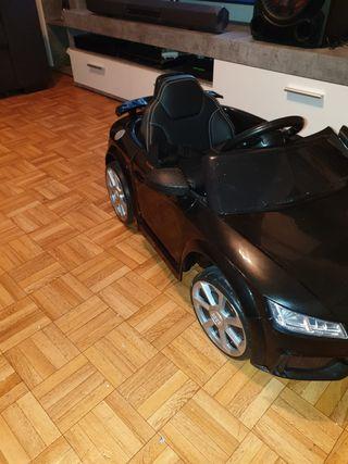 coche de niño Audi TT3