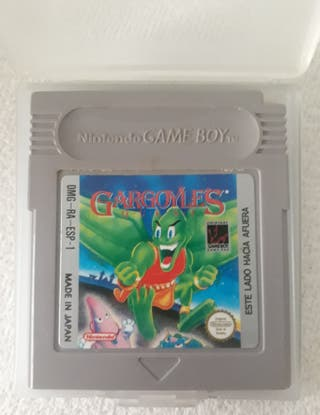 Gargoyle's Quest Gameboy
