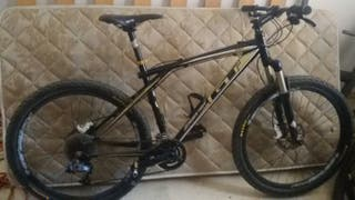 Mountain bike zaskar gold black gt