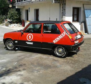 Renault 5 TS 1978