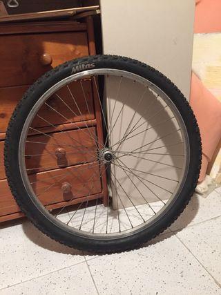 Rueda 26 pulgadas bicicleta