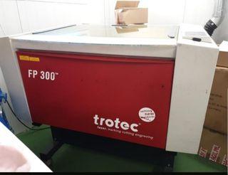 Láser de fibra TROTEC FP300