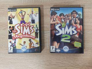 Los SIMS para PC