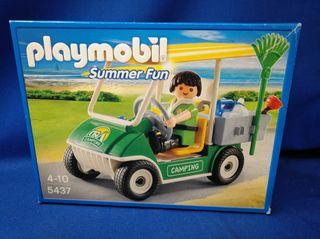 Playmobil Coche de mantenimiento de camping REF 54