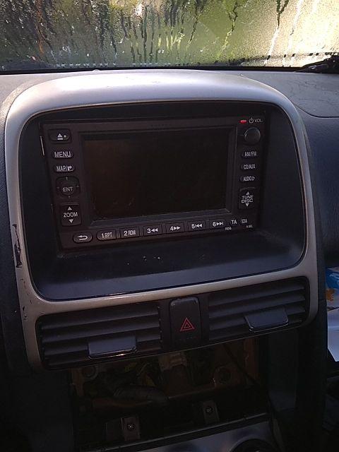 Radio doble Din original Honda