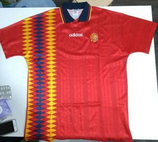 d83603f686317 Camisetas fútbol replicas de segunda mano en WALLAPOP