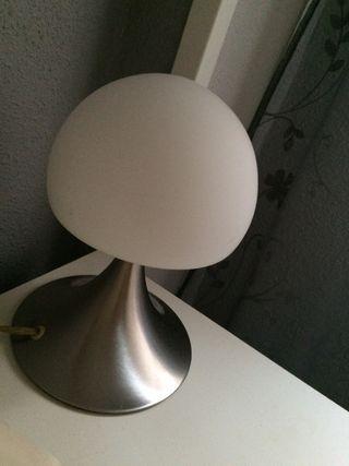Juego de lámparas tactiles