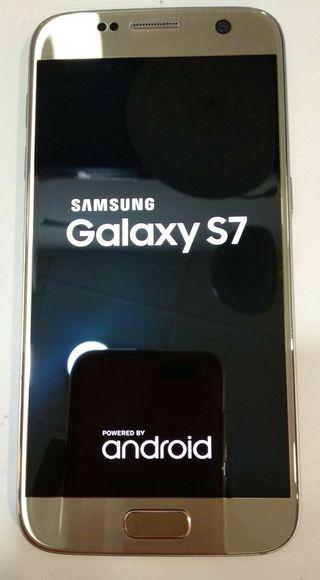 Samsung Galaxy S7 32GB Dorado Desbloquedo