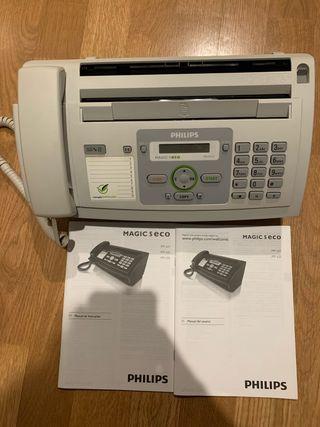 Fax Philips COMO NUEVO