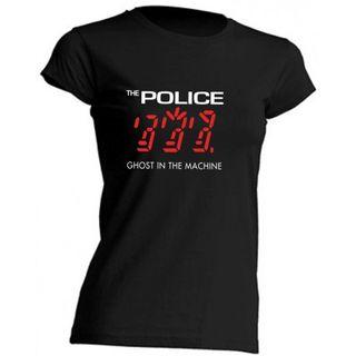 Camiseta Mujer The Police 10€