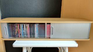 Estanteria para cd's