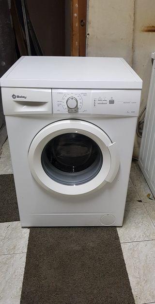 lavadora marca balay