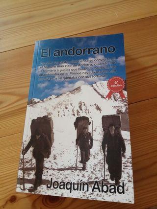 El Andorrano. novela