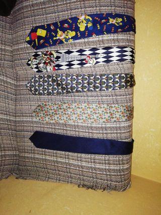 corbatas para hombre