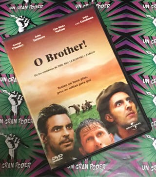 OH BROTHER (DVD) COEN
