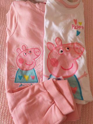 Chandal Peppa Pig 4 años