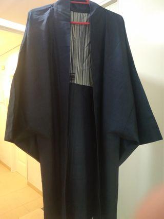 kimono de seda japonesa