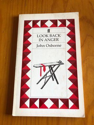 Look back in anger , John Osborne