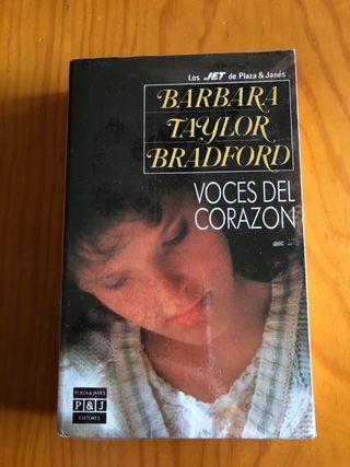Voces del corazón, barbara Taylor Bradford