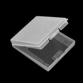 Cajas de plastico cartuchos gameboy y advance