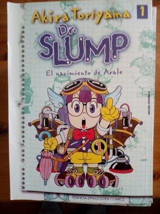 comic dr slump colecció 1 - 35
