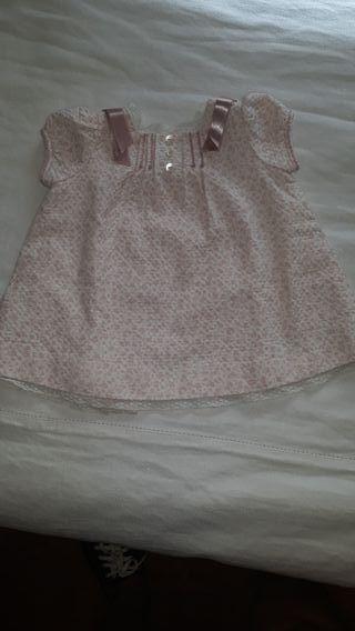 vestido 3 meses nanos