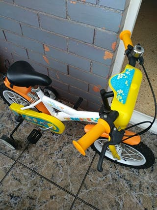 Bicicleta Infantil Minions