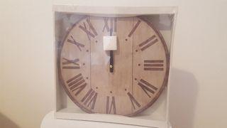 Reloj de pared vintage Muy Mucho